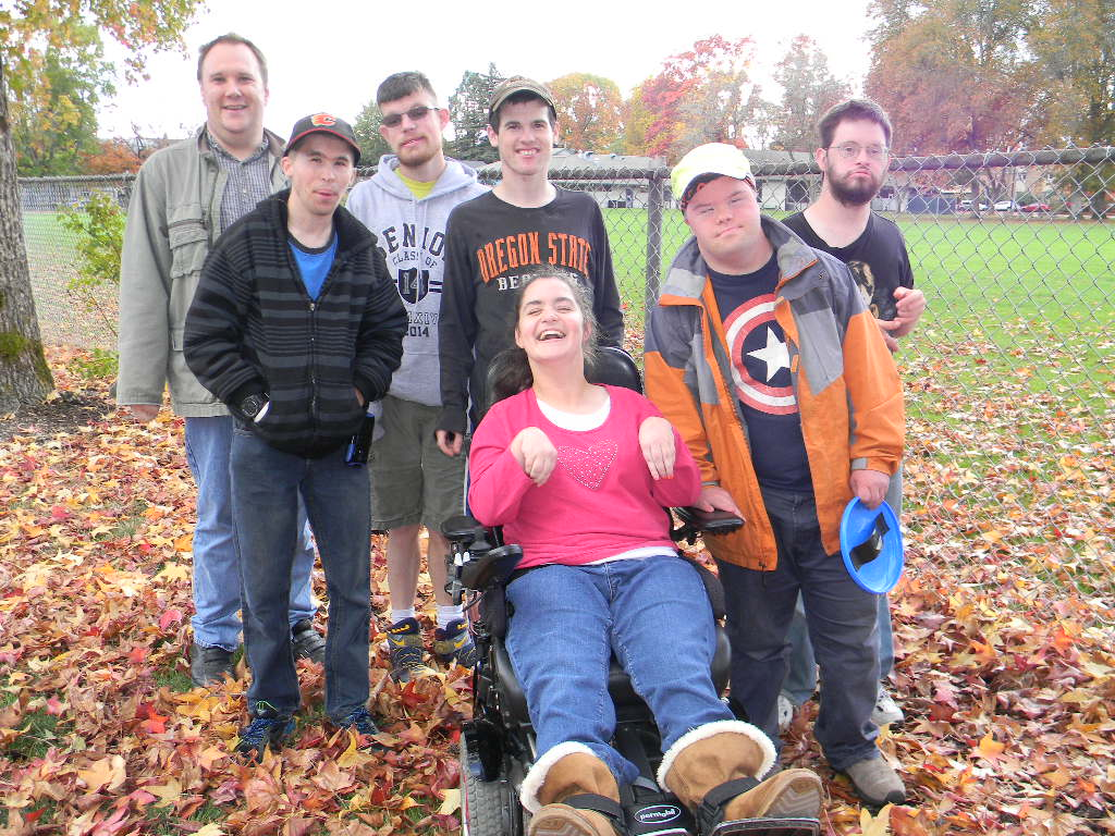The Supported Living Plus Crew